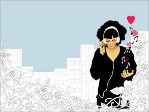 Photo: friends' works illustration /2007