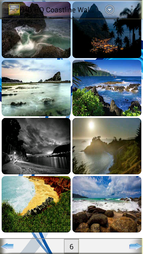 HD HQ Coastline Wallpapers