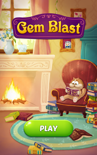 Gem Blast: Magic Match Puzzle [Mod]