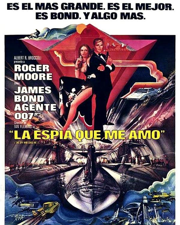 La espía que me amó (1977, Lewis Gilbert)