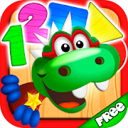 Dino Tim:Learn shapes & colors