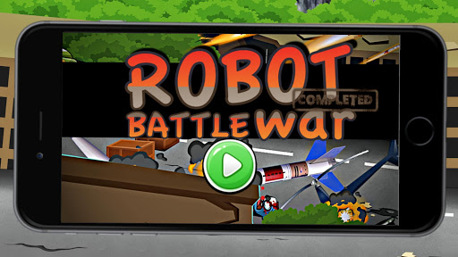 Robot war fighting games x 3