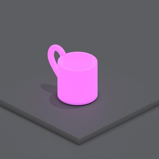 ハートカップ