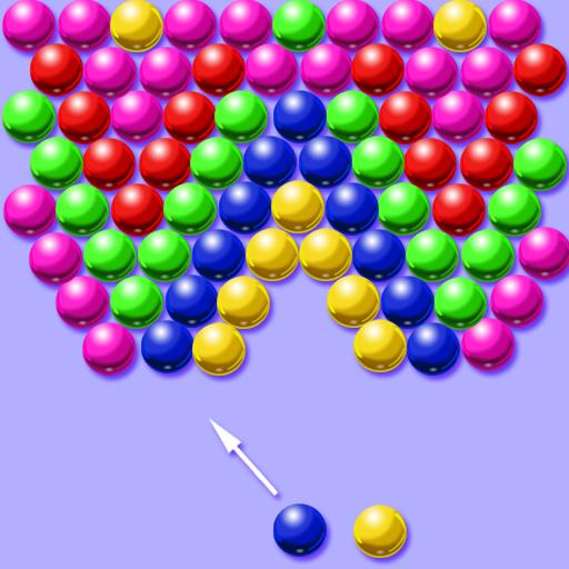 泡泡射擊 休閒 LOGO-玩APPs