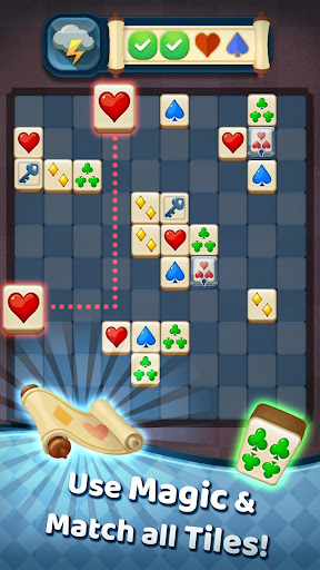 Mahjong - Magic Fantasy 0.190211 APK MOD screenshots 1