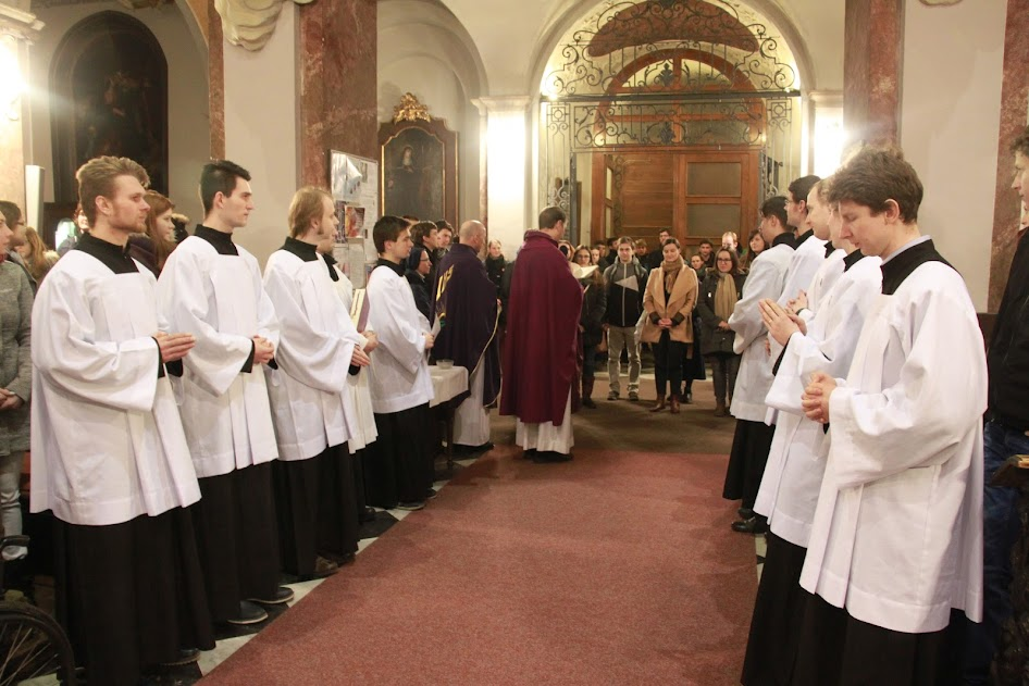 Přijetí do katechumenátu
