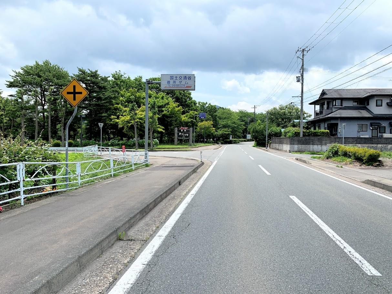 手作り村前交差点