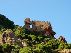 Photo: #015-La réserve de Scandola en Corse, classée au Patrimoine mondial de l'Unesco.