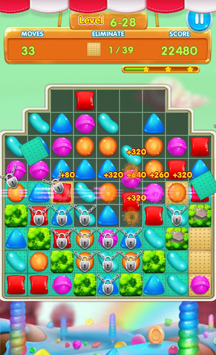 Candy Heroes Mania Legend 1.2 screenshots 3