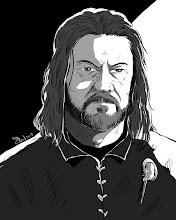 Photo: Not Quite 366 Avatars Project 2012: Game of Thrones Edition Look I drew Eddard Stark because as you all know, winter is coming.  Custom avatars by CDowd >> http://CDowd.com/avatars