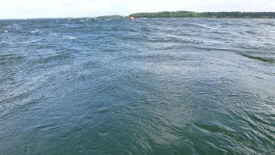 Photo: Big waves
