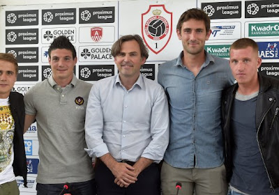 Proximus League : l'Antwerp officialise son casting de luxe