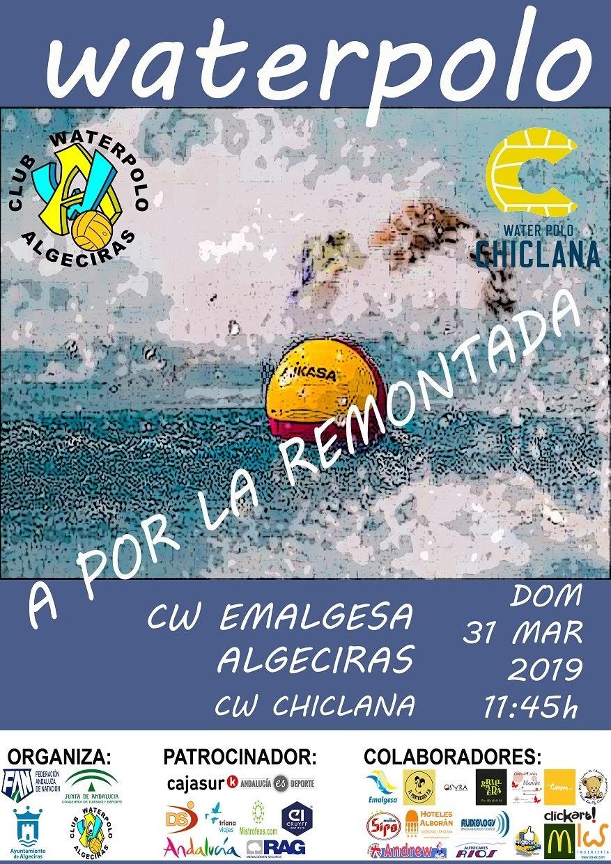 Agenda del CW  Algeciras para el fin de semana