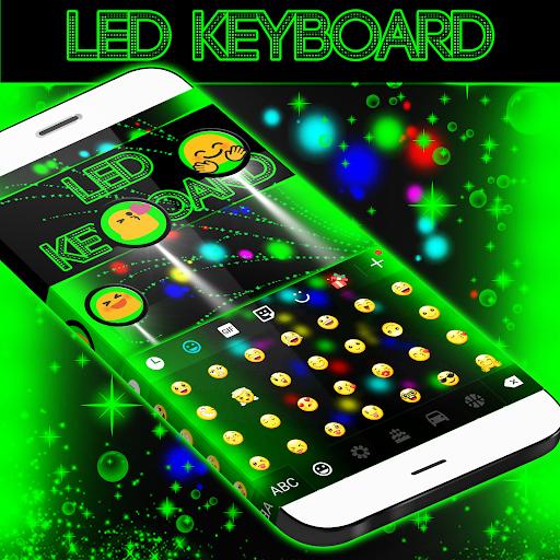 LED鍵盤|玩個人化App免費|玩APPs
