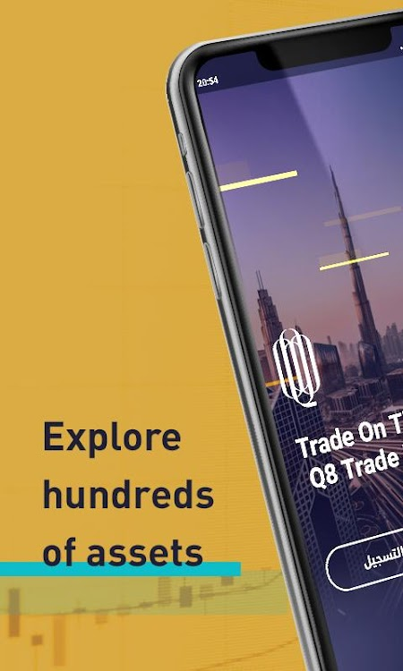 Q8Trade: The #1 Trading Experience in the GCC – (Android Apps) — AppAgg