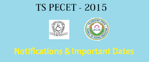 Official TSPECET 2015 notification
