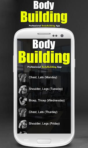 Body Building Trainer 5.2.7 screenshots 2