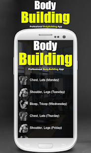 Body Building Trainer - náhled