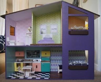 Doll dům Nápady - náhled
