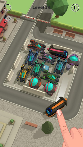 Parking Jam 3D modavailable screenshots 5
