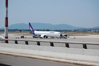 Photo: Argassi airport