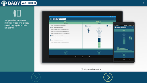 Baby Monitor - Babywatcher 0.5.7 screenshots 8