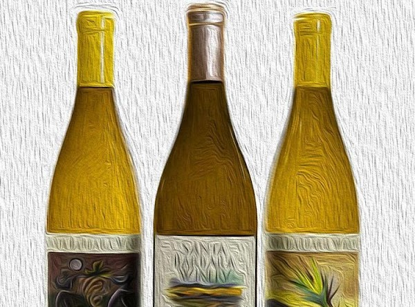 Chef's Note: Dry white wines are used for cooking when you don't want to...