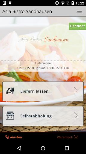Asia Bistro Sandhausen