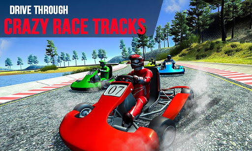 Télécharger ultime karting 3D: réal karts courses champion  APK MOD (Astuce) screenshots 1