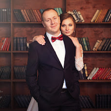 Wedding photographer Vyacheslav Vanifatev (sla007). Photo of 28.10.2017