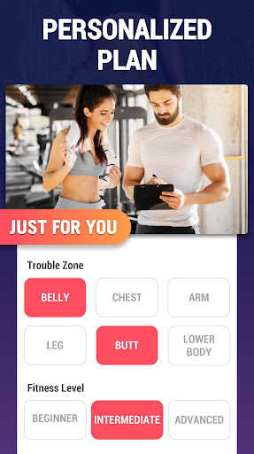 Fat Burning Workouts - Lose Weight Home Workout 1.0.10 Screenshots 13