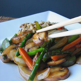Weekend Stirfry, Part II Recipe