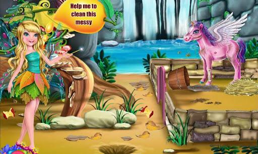 玩免費休閒APP 下載フェアリー・ファームユニコーン女の子向けのゲーム app不用錢 硬是要APP