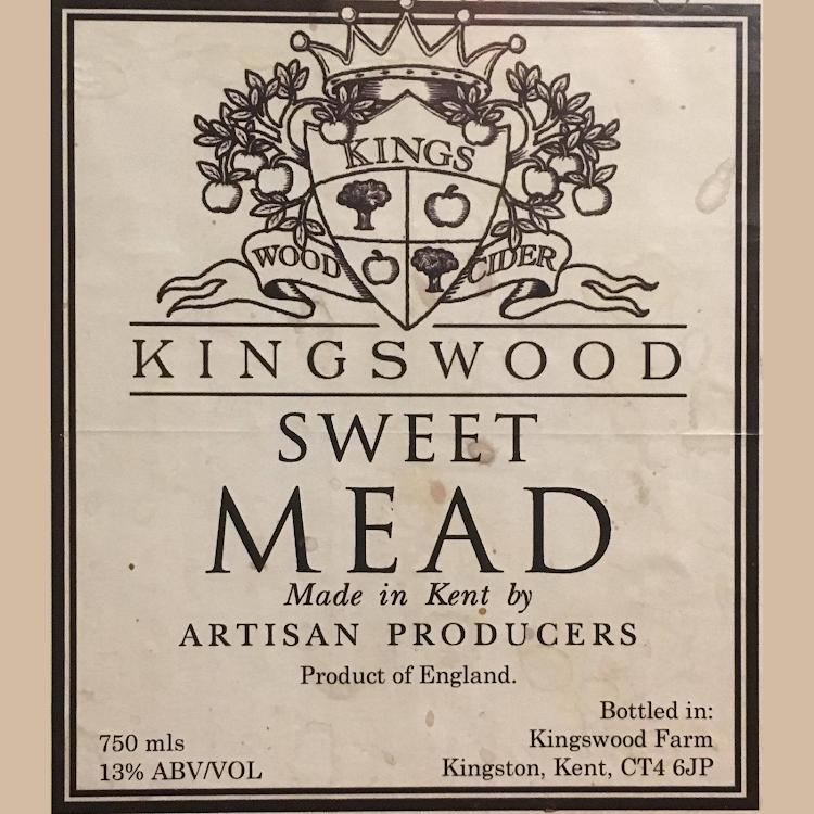 Logo of Kingswood Cider Mead