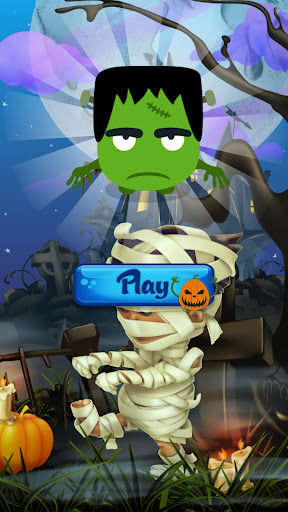Halloween Pumpkinhead Match v1.1 APK (Mod Gems + Lives)