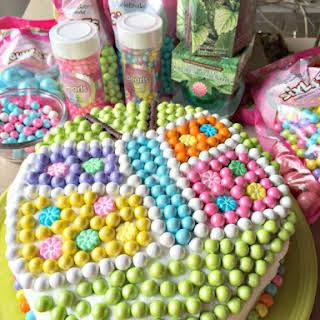 White Cake Mix & Buttercream.