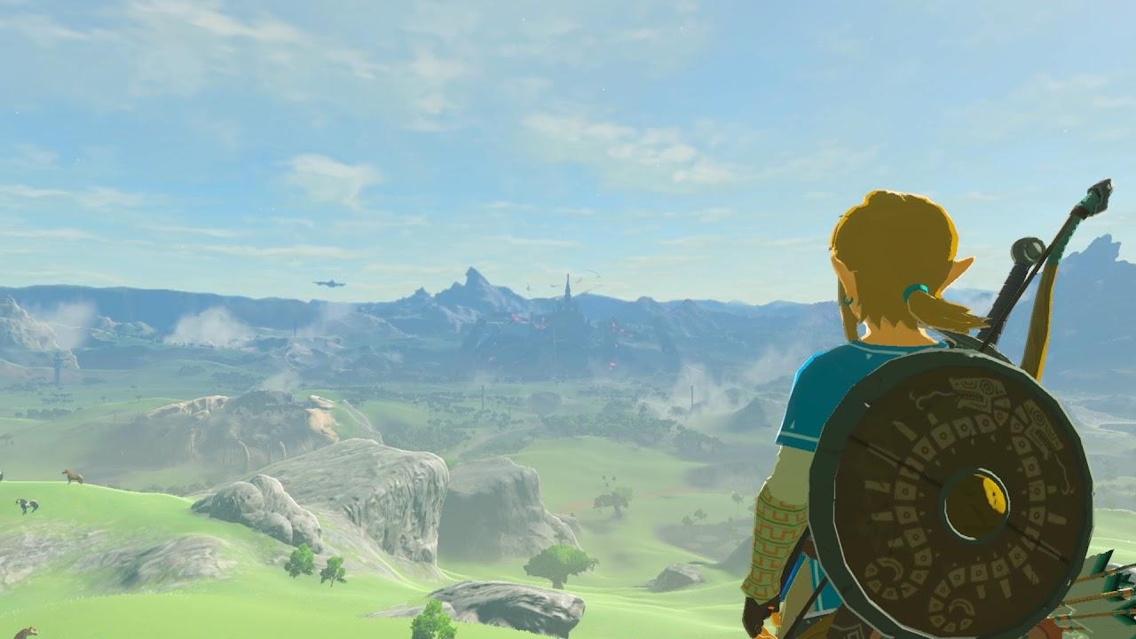 [The Legend of Zelda Breath of the Wild] เปิดฉากการผจญภัยครั้งใหม่ของ Link