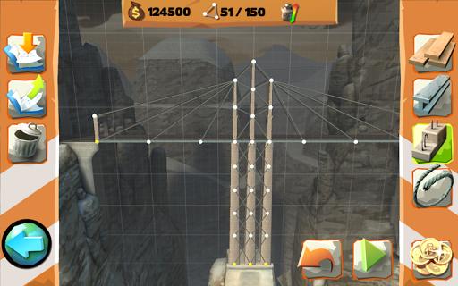 Bridge Constructor Playground FREE apkpoly screenshots 12
