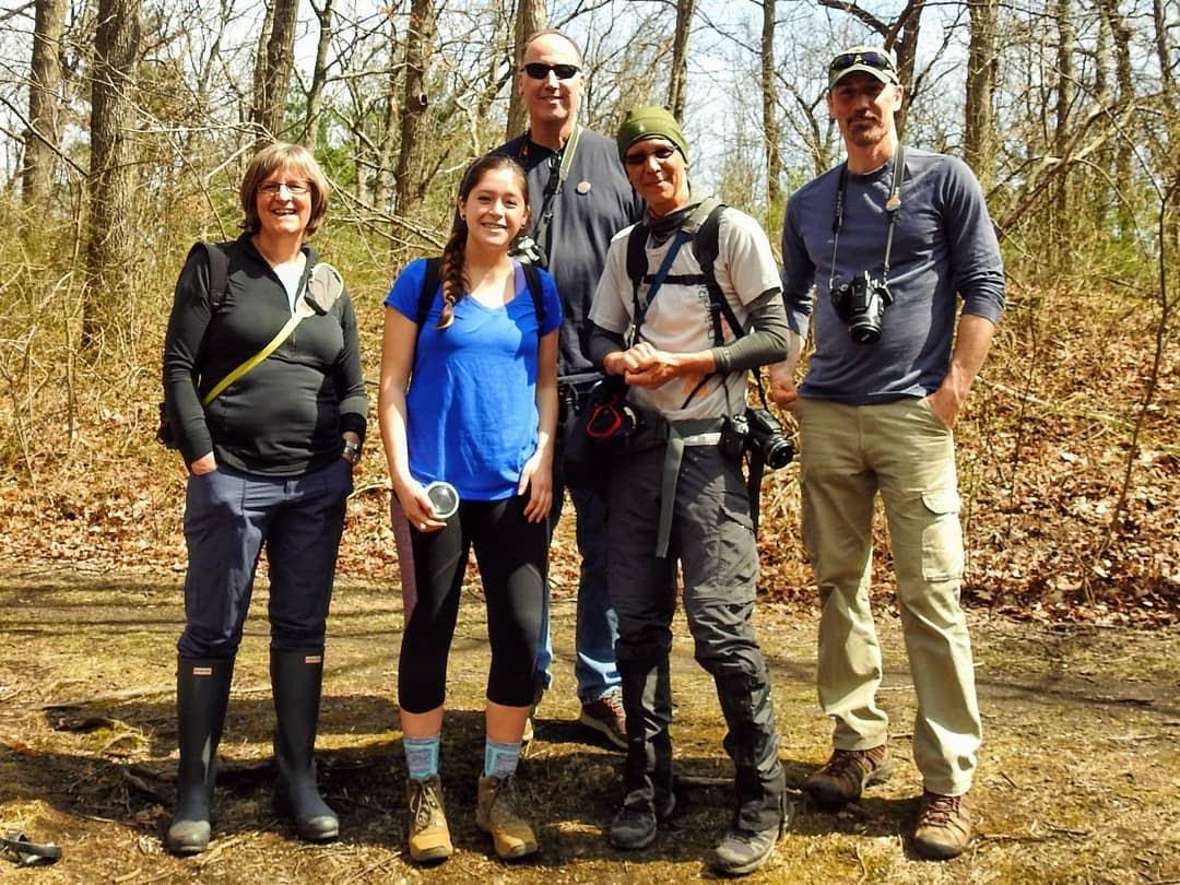 EwA citizen scientists and leaders