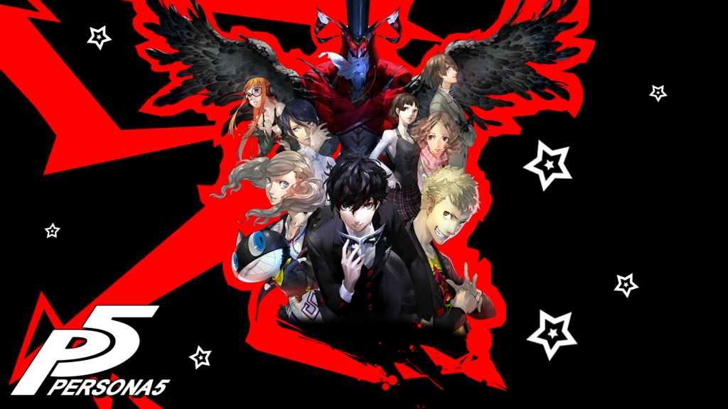 [PS3] PERSONA 5 (EUR+USA Ver.) (PSN + FIX + DLC)