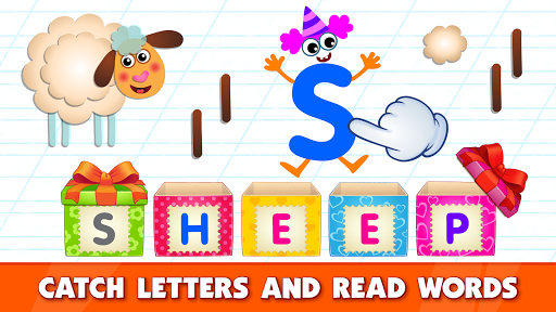 Bini Super ABC! Preschool Learning Games for Kids!  screenshots 22