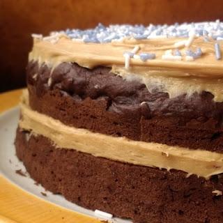 The Ultimate Vegan Chocolate Fudge Cake (Dairyfree, Eggfree) Recipe