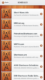 ShortwaveAllwaveRadioToolsFree- screenshot thumbnail