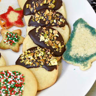 Homemade Holiday Cookie Gifts.