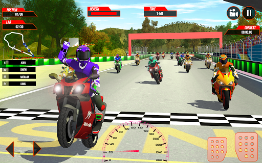 Bike Racing Game Free screenshots 8