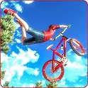 BMX Bicycle Offroad Tracks Racing Stunts icon