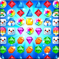 Jewel Pop Mania:Match 3 Puzzle apk