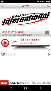 Radio International- screenshot thumbnail