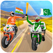 Pak India Real Bike Attack Race