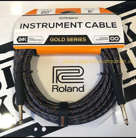 Roland Gold Series 6m Tele/Tele-kabel